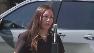 Lantana woman, lawyers announce lawsuit over parking fines
