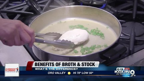 Consumer Reports: Drink it up: Stock, broth and bone