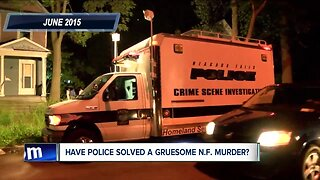 Have police solved a gruesome murder in Niagara Falls?