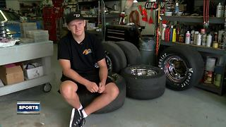 15-year-old cleans up at Slinger Speedway