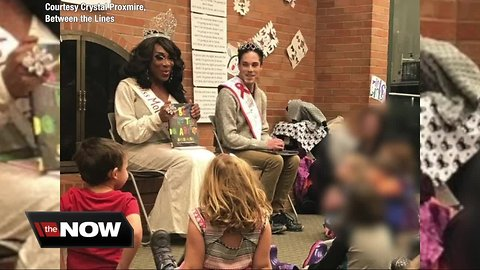 Controversy surrounding drag queen story time at metro Detroit library