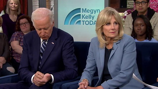 [1280x720] NBC News on Twitter Joe Biden tears up speaking to @megynkelly about the moment he lost his son Beau to cancer httpst.colyoQEVy1y0 - Video