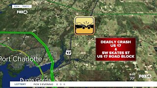 Deadly crash in DeSoto County