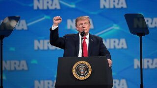 President Trump Says NRA Is Being Illegally Investigated