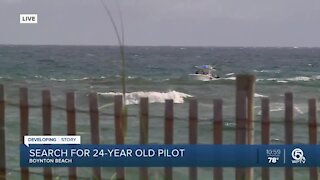 Small plane found after crashing near Boynton Beach Inlet