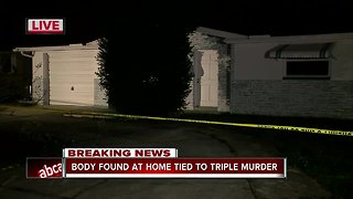 Body found at Pasco County home