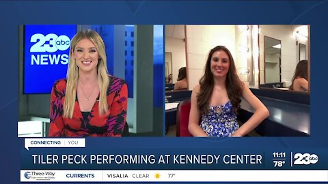 Tiler Peck and Gregory Porter set to take the stage at Kennedy Center