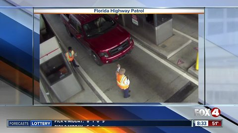 Troopers cite Cape Coral driver who drove off after hitting Sunshine Skyway toll worker