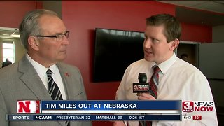 1-on-1 with NU athletic director Bill Moos