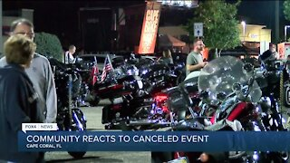 Cape Coral Bike Night continues with a new host and changes due to the COVID-19 pandemic.