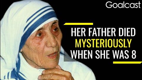 Mother Teresa The Blue and White Saint