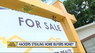 Hackers stealing down payments and deposits from home buyers via fake emails and phone numbers - Video