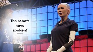 Can robots answer the big questions of our time?