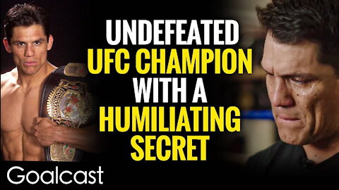 UFC Champion Frank Shamrock Was Hiding A Humiliating Secret | Goalcast