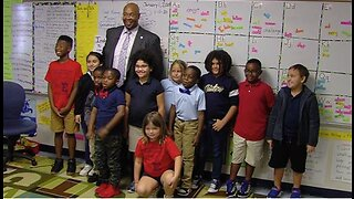 Palm Beach County superintendent stresses importance of literacy