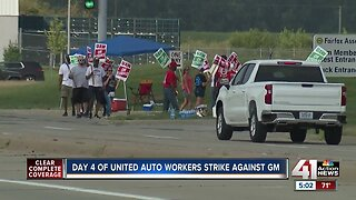 GM Fairfax workers remain on picket line