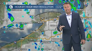 7 First Alert Forecast Update, Friday, April 16