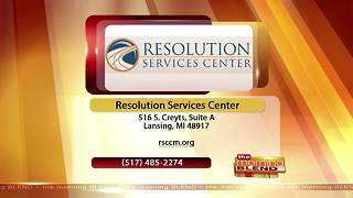 Resolution Services Center - 11/30/17 - Video
