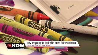 More children in foster care in Ohio, over the holidays - Video