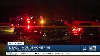 Genevese Deadly Mobile Home Fire