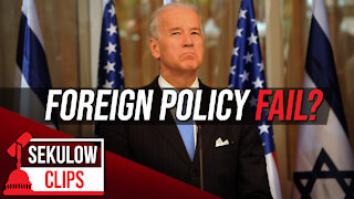 Biden's Lackluster Foreign Policy Approach