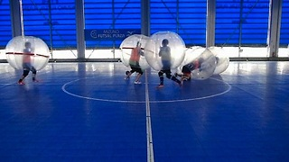 Bubble Soccer - Video