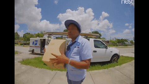 Postal Service Apologizes After Worker Hurls Packages Over Fence of Florida Home