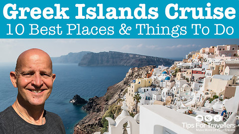 Greek islands cruise: 10 best ports & things to do