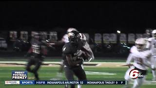 HIGHLIGHTS: Lawrence North 16, Warren Central 41 - Video