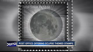 U.S. Post Offices -- including 29 in Idaho -- offering special eclipse postmarks - Video