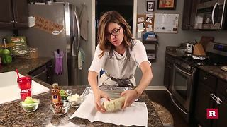 Apple brie crescent rolls with Elissa the Mom | Rare Life - Video