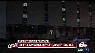 Inmate found dead at Marion County Jail, investigation underway