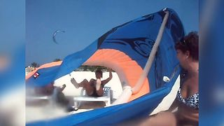 Oh Shoot, A Parachute! - Video