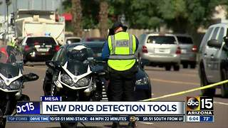 Mesa Police going high-tech to fight opioids - Video