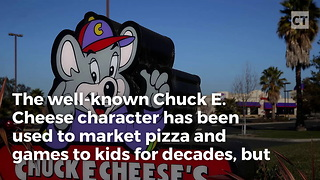 Chuck E. Cheese Releases Policy on Mascot Destruction - Video