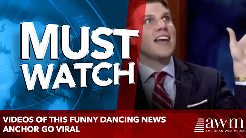 Videos of This Funny Dancing News Anchor Go Viral