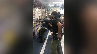 Controversy over alleged police beating - Video