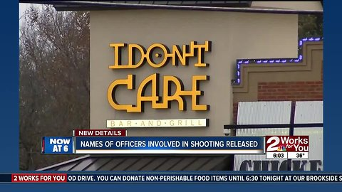 Officers identified in shooting at Muskogee restaurant