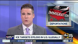 Under Trump, old deportation orders get new life - Video
