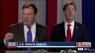 Senate candidates Sasse, Janicek square off in debate