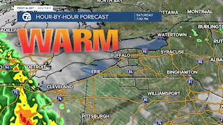 7 First Alert Forecast 12 p.m. Update, Friday, April 9