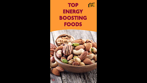 Top Energy Boosting Foods *