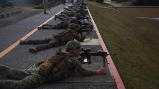 Rifle Squad Competition