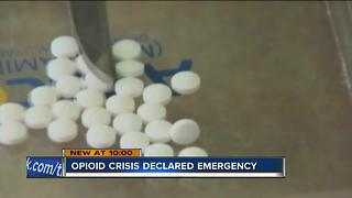 Local counselors hope federal funding is coming to fight opioid crisis - Video