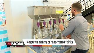 Local distillery creates award winning spirits - Video