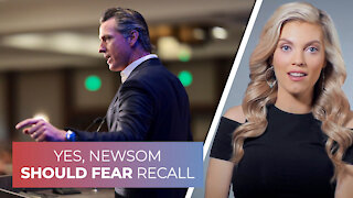 Yes, Newsom should fear recall