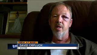 Man recovering after attack at Holler Park - Video
