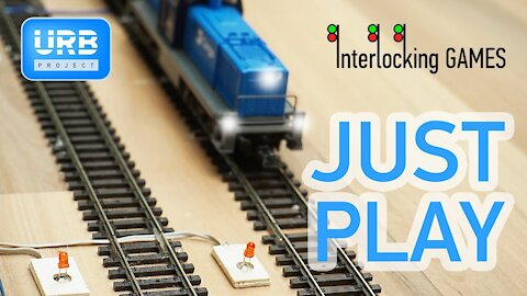 Games with the railway Interlocking system