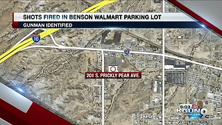 Suspect identified in Walmart shooting incident