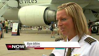 Celebrating women in aviation - Video